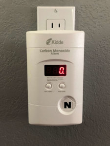 Carbon monoxide poisoning protection Houston TX